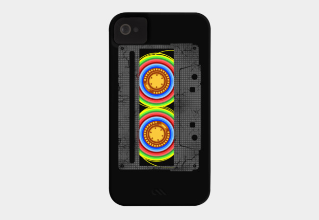 music never fade Phone Case - Design By Humans