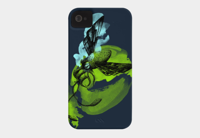 SilkSquid Phone Case - Design By Humans