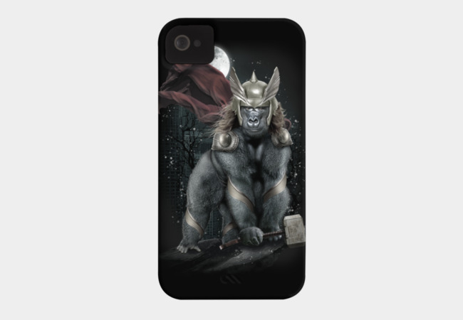 THORILLA Phone Case - Design By Humans