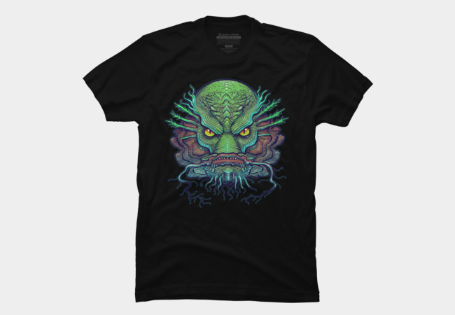Fish Face Men's T-Shirt