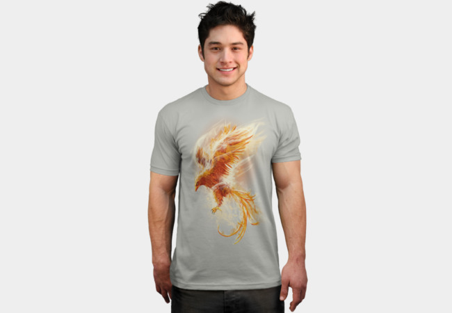 fenix T-Shirt - Design By Humans