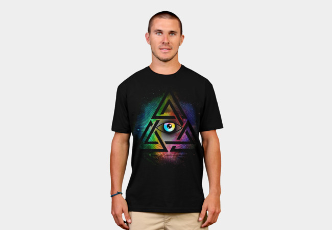 Eye of Horus T-Shirt - Design By Humans