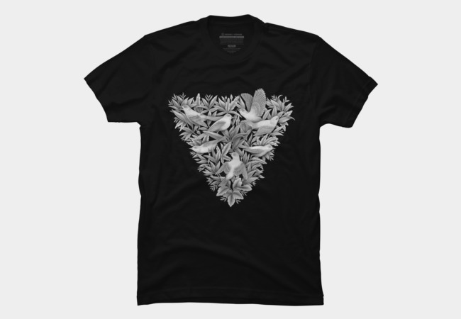 Triangulus Naturalis Men's T-Shirt