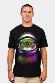 First Cat in Space