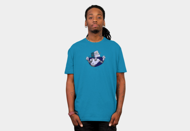 Granville T-Shirt - Design By Humans