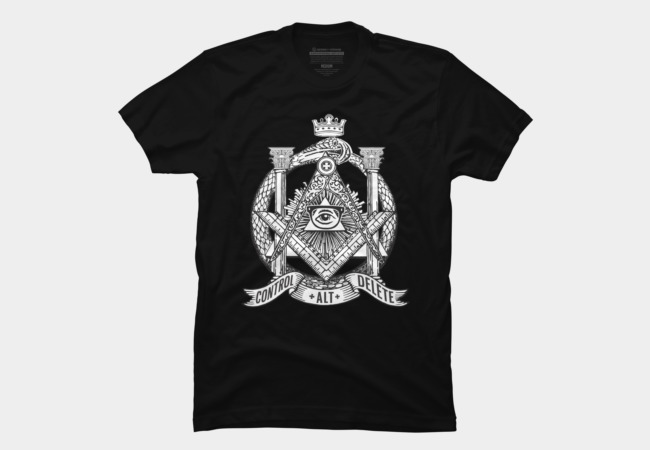 Secret Society Men's T-Shirt