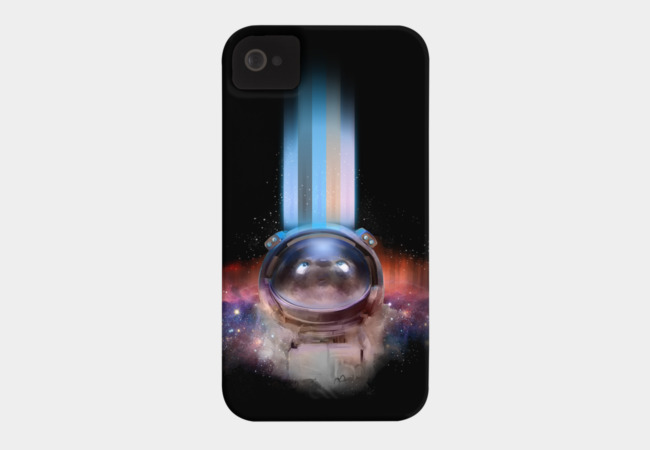 Deep Space Astrofur Phone Case - Design By Humans
