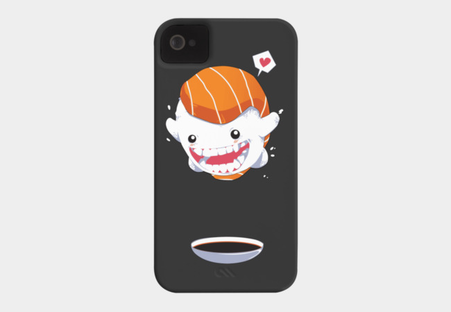 Sushi Cannon Ball Phone Case - Design By Humans