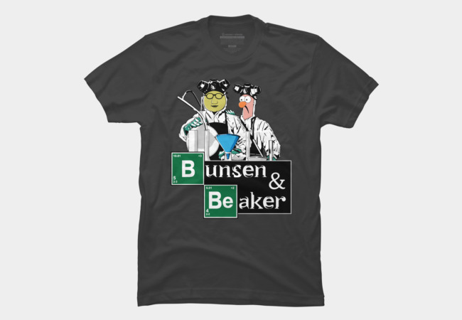 Bunsen & Beaker Men's T-Shirt