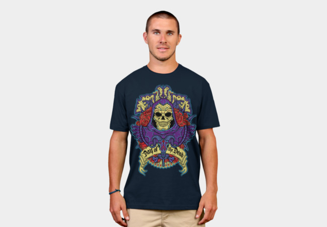 Skelemuerto T-Shirt - Design By Humans