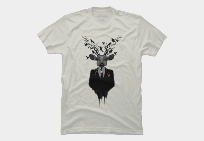 creatures of the forest Men's T-Shirt