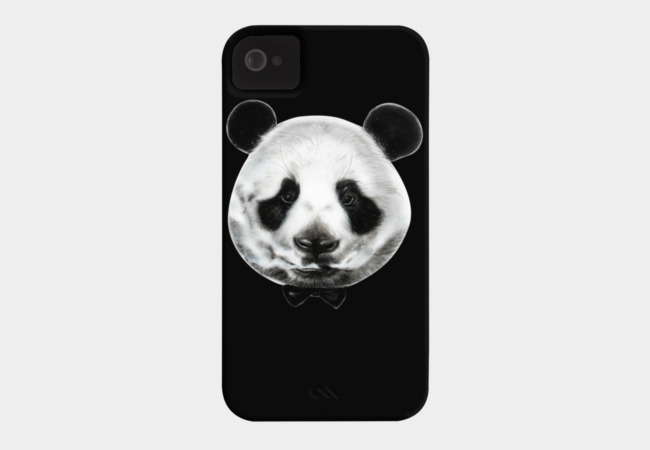 Panda Phone Case - Design By Humans