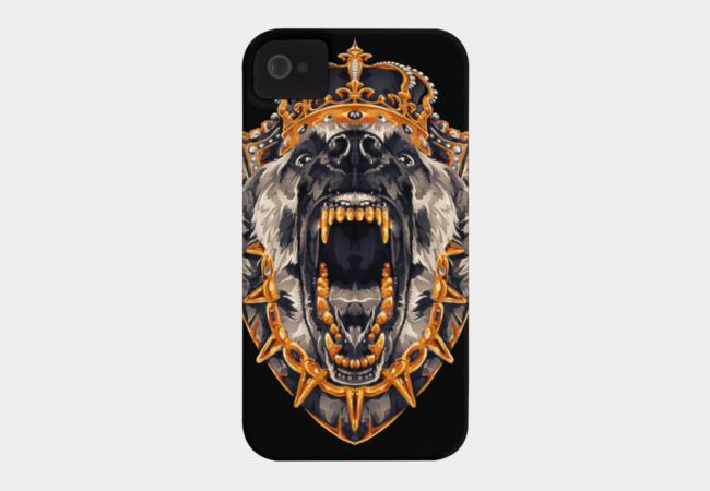 Royal Barking Highness Phone Case - Design By Humans
