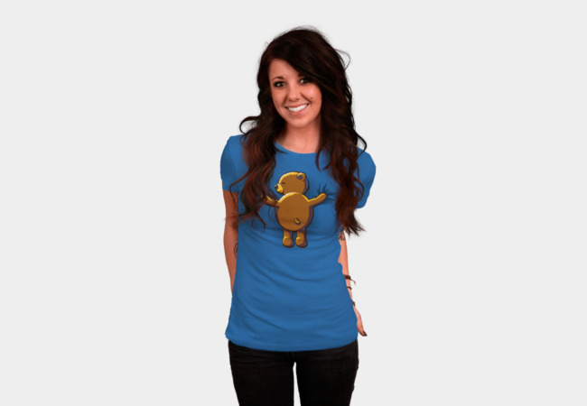 Bear Hug T-Shirt - Design By Humans