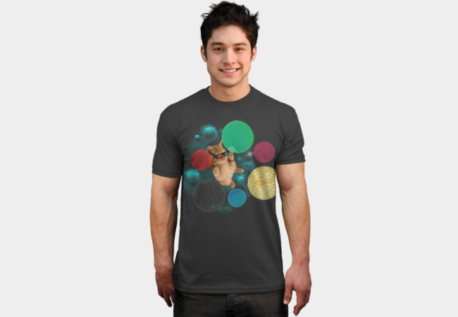A PLAYFUL DAY T-Shirt - Design By Humans