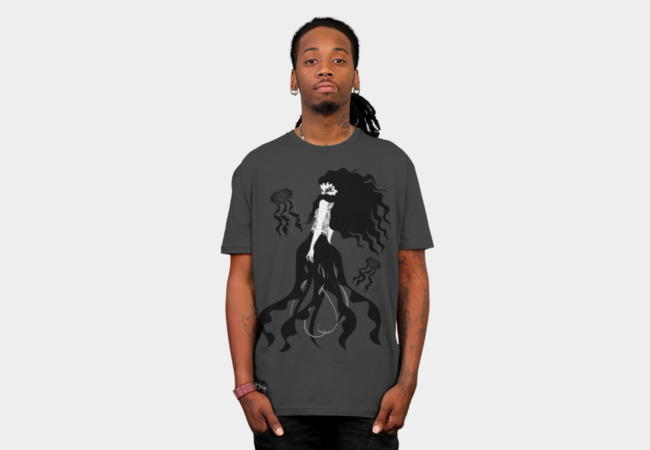 Siren T-Shirt - Design By Humans