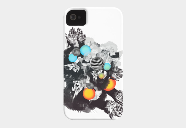 St. Mano Phone Case - Design By Humans