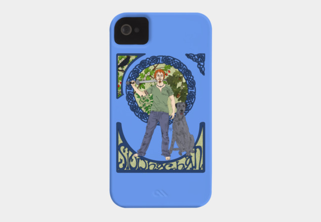 Siodachan Phone Case - Design By Humans