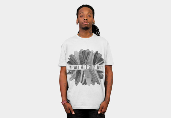 Cities - William Henry T-Shirt - Design By Humans