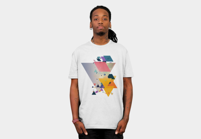 Angular Four T-Shirt - Design By Humans