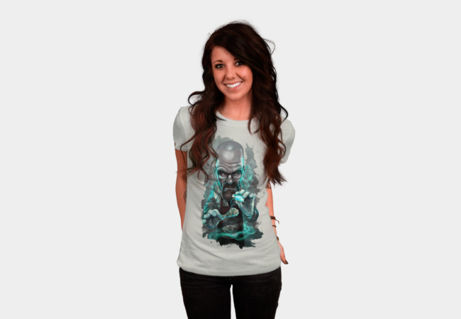 HEISENBERG CARICATURE T-Shirt - Design By Humans