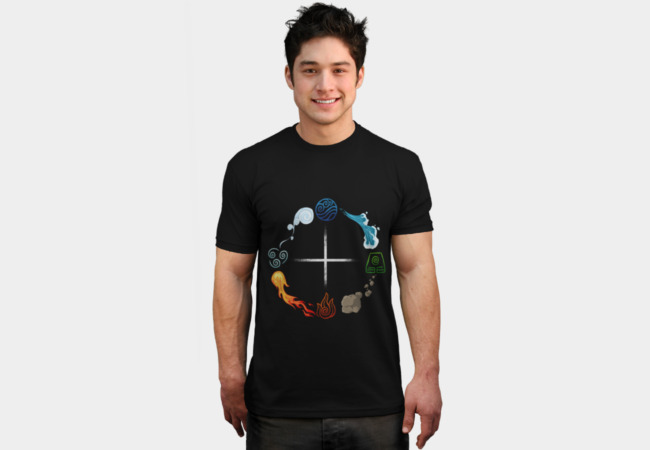 Balance T-Shirt - Design By Humans