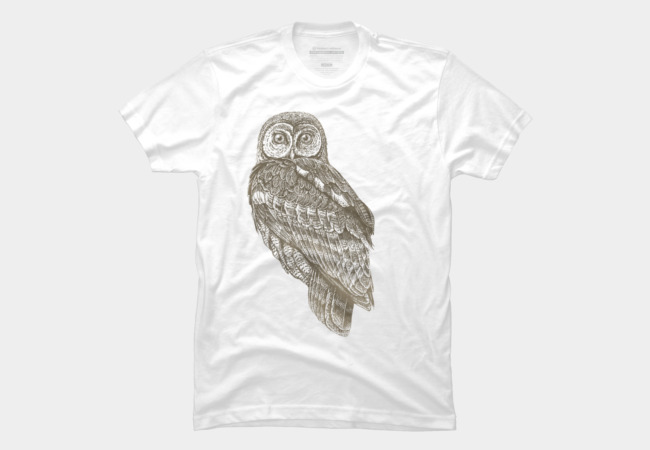 Owl Men's T-Shirt