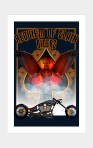 Requiem of Slain Riders