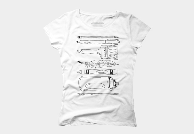 Choose Your Weapon! Women's T-Shirt