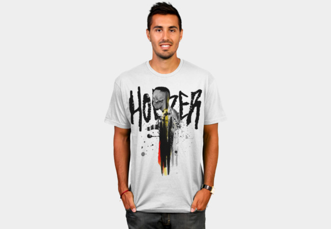 Painted HZR print T-Shirt - Design By Humans
