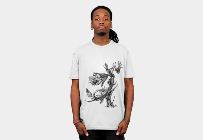 Pollinators T-Shirt - Design By Humans