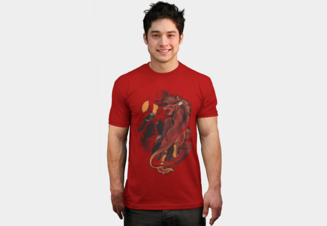 Valley of the Fallen Star T-Shirt - Design By Humans