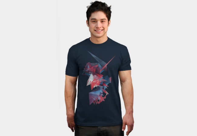 Facet 3 T-Shirt - Design By Humans