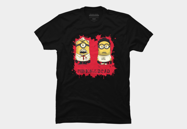Minion of the Dead Men's T-Shirt