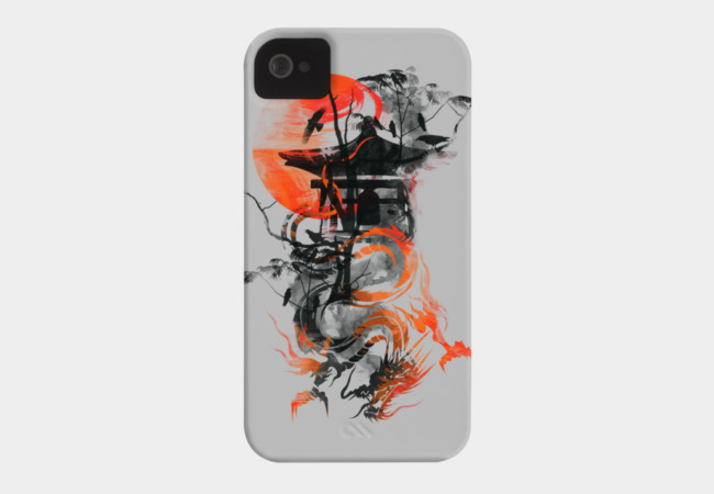 The Lost Temple Phone Case - Design By Humans