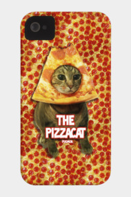 THE PIZZACAT PHONE CASE