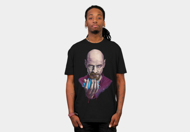 Heisenberg T-Shirt - Design By Humans