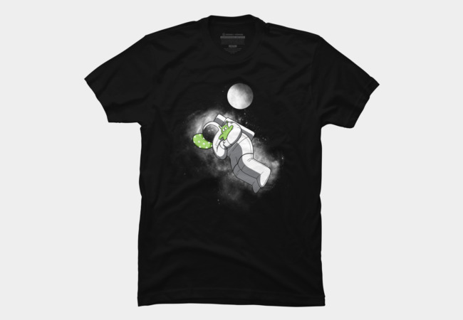 Astro Sleep Men's T-Shirt