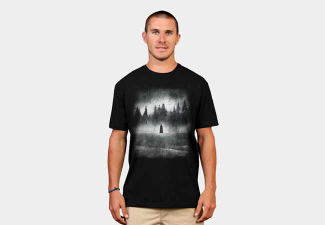 Darkness IV T-Shirt - Design By Humans