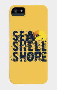 SEA SHELL SEA SHORE