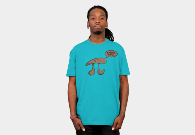 Cutie Pi T-Shirt - Design By Humans