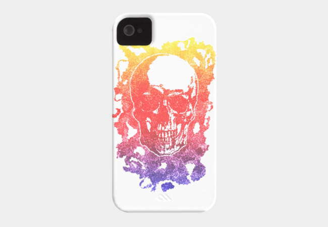 skull horizon Phone Case - Design By Humans