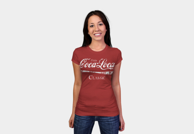 Enjoy Coca-Loca Classic T-Shirt - Design By Humans