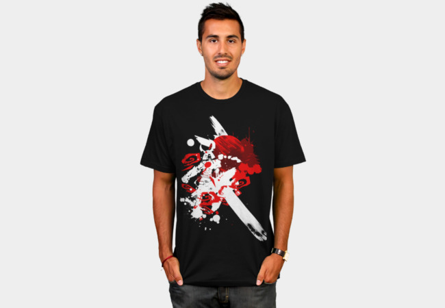 Elite Samurai T-Shirt - Design By Humans