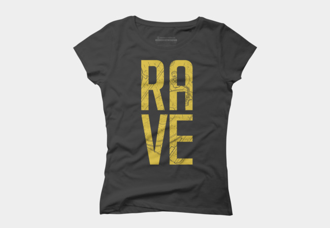 Rave Women's T-Shirt