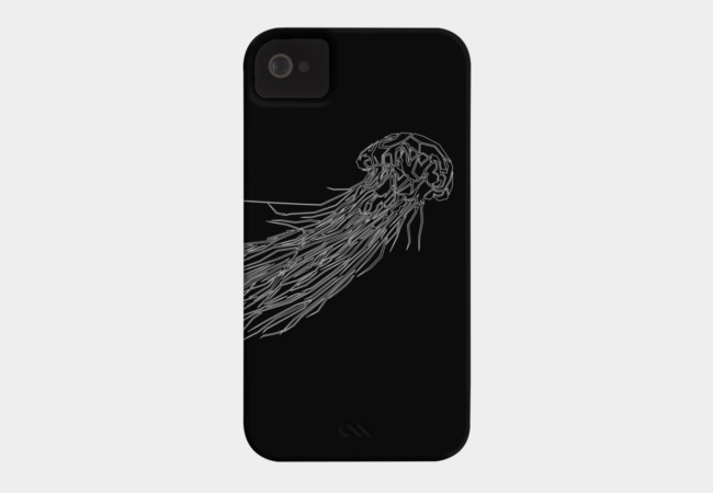 Cyanea Capillata Phone Case - Design By Humans