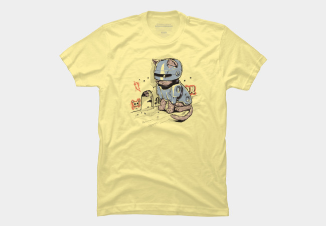 RoboCat Men's T-Shirt