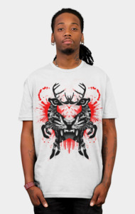 Predator ink blot