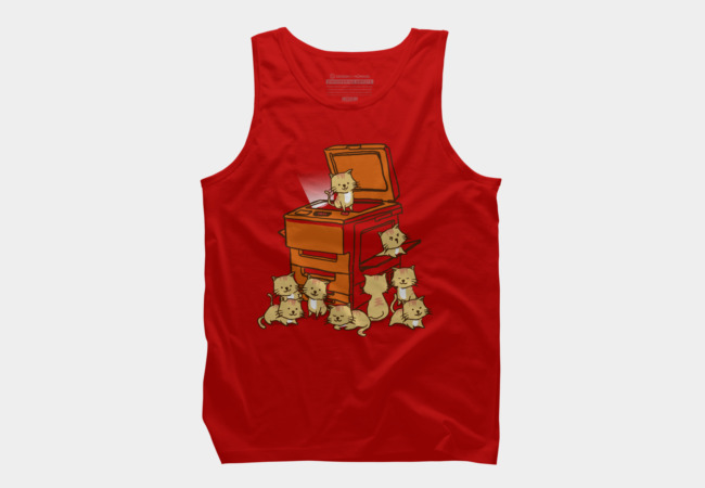Copycat Men's Tank Top