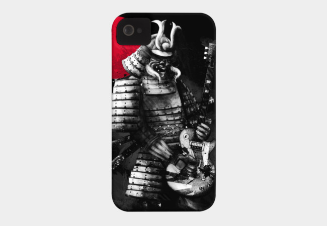 Encore! (red moon edition) Phone Case - Design By Humans